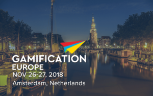 Reflections on the Gamification Europe Conference 2018