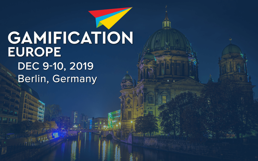 Reflections on Gamification Europe Conference 2019
